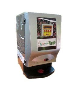 Coftea ROBO 2-Lane Coffee Vending Machine Price in India