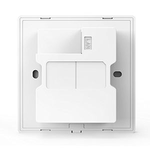 Tenda TE-W312A N300 Wireless Wall Plate Access Point Price in India