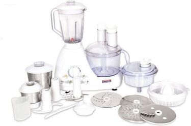 Padmini Essentia Mega Pro 600W Food Processor Price in India