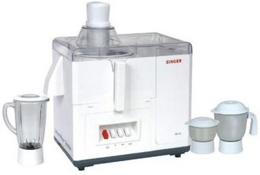 Singer JM-33 550W Juicer Mixer Grinder Price in India