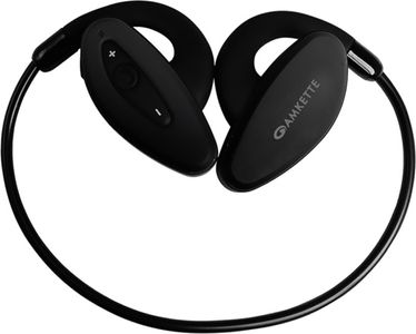 Amkette Trubeats Pulse In the Ear Nechband Bluetooth Headset Price in India