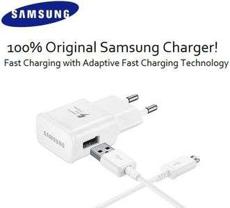 Samsung EP-TA20IWE Micro USB Wall Charger Price in India
