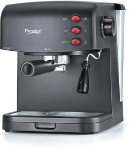 Prestige 41853-PECMD02-2 4 Cup Coffee Maker Price in India