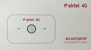 Airtel 4G/hotspot Wifi DataCard Price in India
