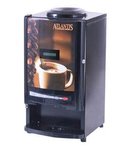 Atlantis Cafe Mini 2-Lane Coffee Vending Machine Price in India