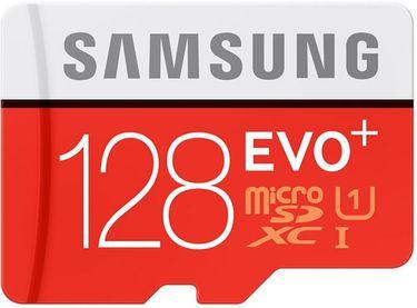 Samsung EVO Plus 128GB MicroSDXC Class 10 (80MB/s) Memory Card Price in India