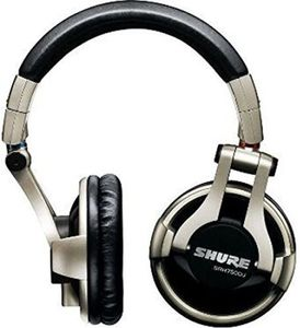 Shure SRH 750DJ Professional DJ Headphone Price in India