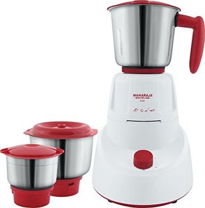 Maharaja Whiteline Livo 500W Mixer Grinder Price in India