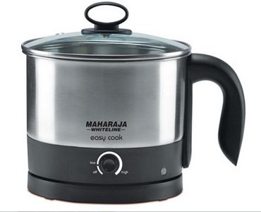 Maharaja Whiteline Easy Cook 1.2 Litre Electric Kettle Price in India