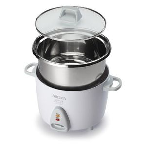 Aroma ARC-753SG 6 Cup Electric Rice Cooker Price in India