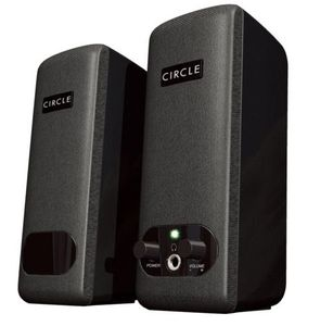 Circle CT220USB Stereo Speakers Price in India