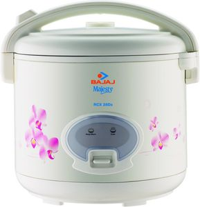 Bajaj RCX28 Dx 2.8 Litre Electric Rice Cooker Price in India