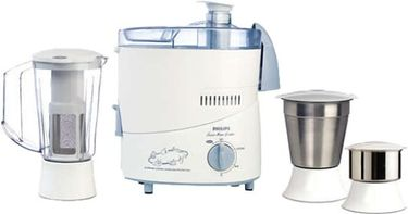 Philips HL1632 3 Jars 500W Juicer Mixer Grinder Price in India