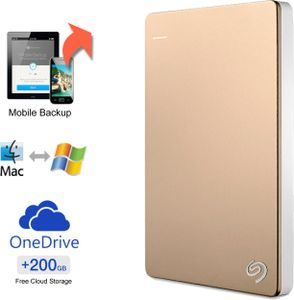 Seagate Backup Plus Slim (STDR1000303) 1 TB External Hard Drive Price in India