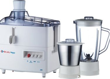 Bajaj JX 4 2 Jars 450 Watts Juicer Mixer Grinder Price in India