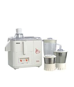 Inalsa Star Dx 3 Jars 500W Juicer Mixer Grinder Price in India