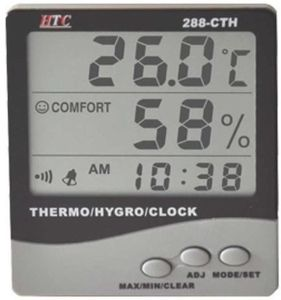 HTC 288-CTH Digital Thermometer Price in India