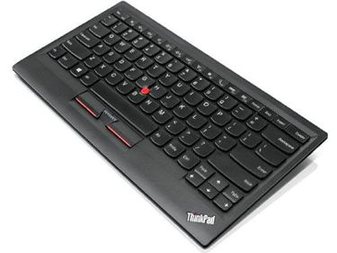 Lenovo ThinkPad Compact (0B47189) Bluetooth Keyboard with TrackPoint Price in India