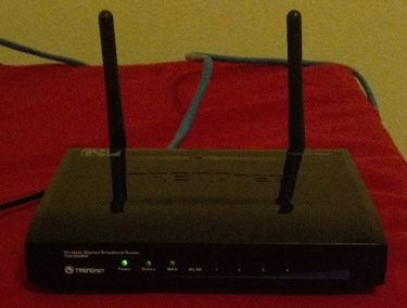 TRENDnet TEW-652BRP Wireless Home Router with 4-port Switch Price in India
