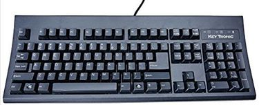 KeyTronicEMS KT800P2 PS2 Keyboard Price in India