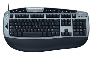 Microsoft BX1-00005 Digital Media Pro Keyboard Price in India