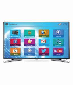 Mitashi MiDE050V02-FS 50 inch Smart Full HD LED TV Price in India
