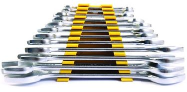 Stanley 70-380E Matte Finish Double Open End Spanner Set Price in India
