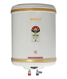 Sameer Spout 10 Litres Storage Water Geyser Price in India