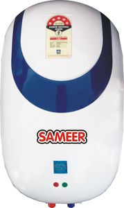 Sameer ABS Body 15 Litres Storage Water Geyser Price in India