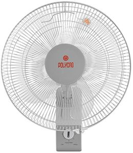 Polycab Elanza PW01 3 Blade (400mm) Wall Fan Price in India