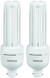 Havells Retrofit Normal 33 Watt CFL Bulb (Cool Day Light,Pack of 2) Price in India