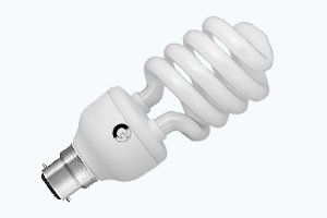 Crompton Greaves Direct Fit 35 Watt CFL Bulb (Cool White) Price in India