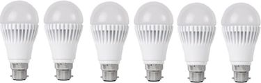 Orient 3 W 15026 LED Bulb B22 White (pack of 6) Price in India