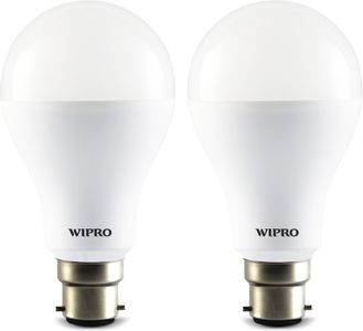 Wipro 14 W LED N140001 Bulb Cool Day Light white (pack of 2) Price in India