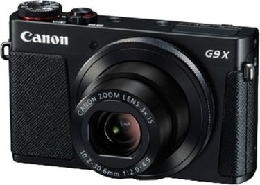 Canon PowerShot G9 X Point & Shoot Camera Price in India
