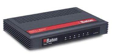 iball Baton iB-LR4014B Broadband Cable and DSL Router Price in India