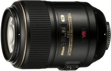 Nikon AF-S VR Micro-Nikkor 105mm f/2.8G IF-ED Lens Price in India