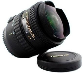 Tokina AT-X 107 AF DX Fisheye 10-17mm f/3.5-4.5 Lens (for Nikon DSLR) Price in India