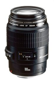 Canon EF 100mm f/2.8L Macro IS USM Lens Price in India