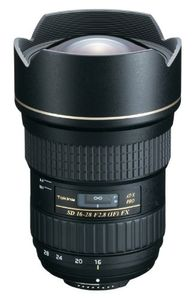 Tokina AT-X 16-28mm F2.8 PRO FX Lens (for Canon DSLR) Price in India