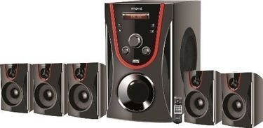 Envent (ET-SP51130) 5.1 Channel Speakers Price in India