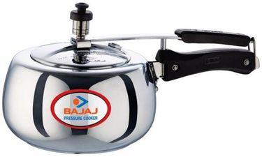 Bajaj Majesty Duo PCX 63D Aluminium 3 L Pressure Cooker Price in India