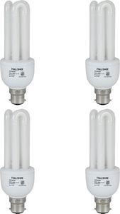Halonix 20 W CFL 3U Bulb (Pack of 4) Price in India