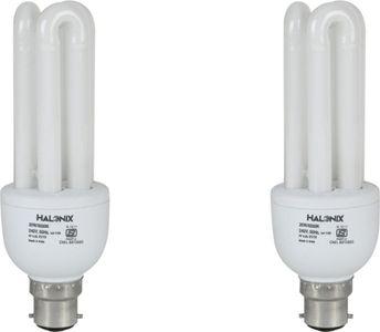 Halonix 20 W CFL 3U Bulb (Pack of 2) Price in India
