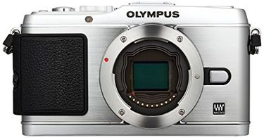 Olympus PEN E-P3 (with 14-42 mm Kit Lens) DSLR Price in India