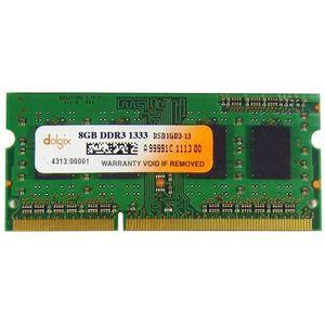 Dolgix (DSD1GD3-13) 8GB DDR3 Laptop Ram Price in India