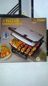 Nova NT-245 HDG Sandwich Press Price in India