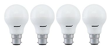 Instapower 9W B22 Cool daylight LED Bulbs (Pack of 4) Price in India
