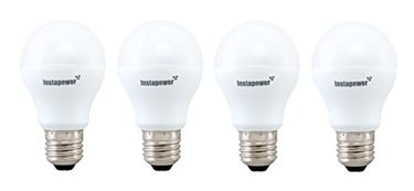 Instapower 3W E27 Cool Day Light LED Bulb (Pack of 4) Price in India