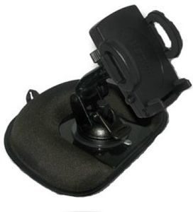 Amzer Universal Non-Slip Weighted Beanbag Dash Mount (83817) Price in India